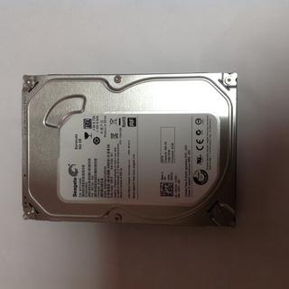 コスパで勝負!奉仕品・500GB SATA3.5HDD X5台まとめて