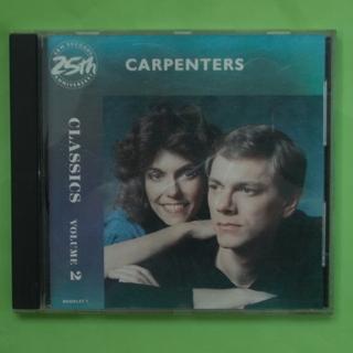 カーペンターズ      CLASSICS    VOLUME2