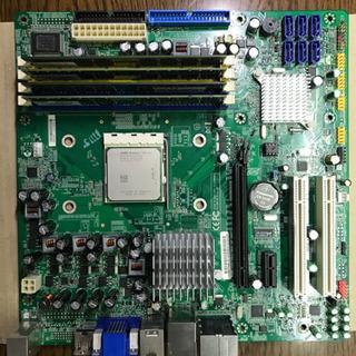 再値下げ「マザーボード+CPU+メモリー」(ジャンク扱いで)