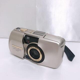 【OLYMPUS】カメラ M(mju)ZOOM 105DE…