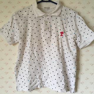 【値下げしました!】スヌーピー (●)^ ^・)ポロシャツ