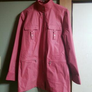 【お値下げ】【美品】軽い薄手のコート Mサイズ