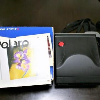 ポラロイドカメラ スペクトラE