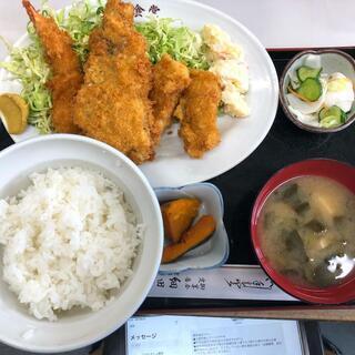 配達もします!『細田食堂』@伊奈町 埼玉