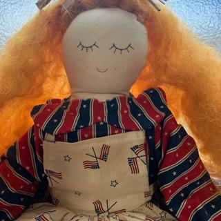 カントリー人形