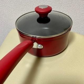 マイヤーの片手鍋(蓋付き)