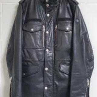 【DIESEL】牛革ジャケット【ディーゼル】