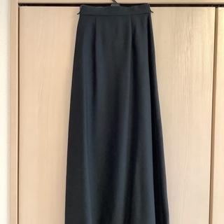 黒 ロングスカート(コーラス衣装)