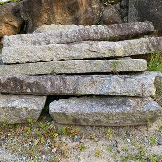 切石 敷石