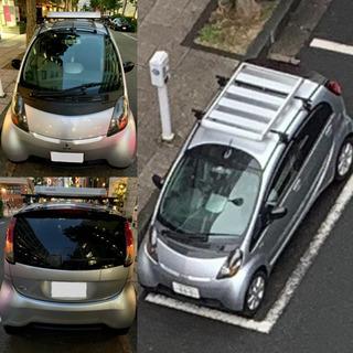 三菱アイ!希少★装備多数のターボ 最上級グレード『G』ナビ付 車...