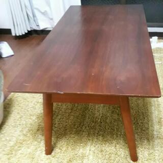 折り畳みテーブル - 家具
