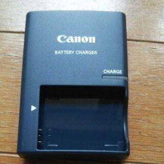 CANON充電器とバッテリー
