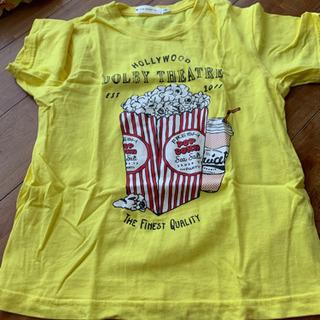 130  女児のTシャツ3枚