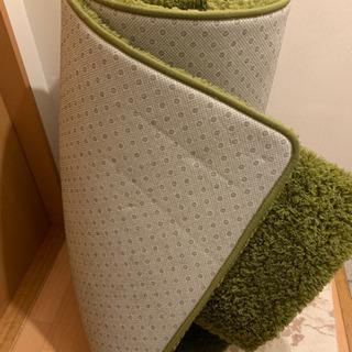シャギーラグ カーペット 絨毯 防音