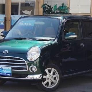 オシャレで可愛い車はミラジーノで決まり!自社ローンで金利0%で購...