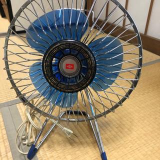 【レトロ雑貨】スタンド扇風機