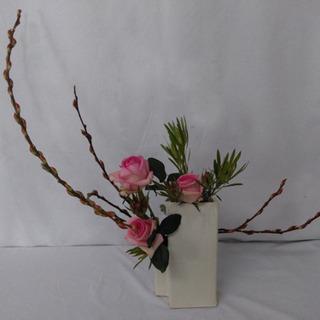 埼玉県北本市で華道教室⭐︎初心者大歓迎⭐︎癒しのお花をご自宅に
