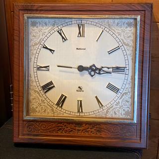 アンティーク壁掛時計