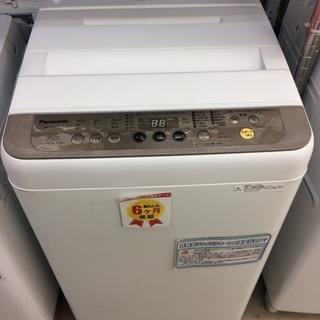 パナソニック/Panasonic 7.0kg洗濯機 2018年式 NA-F70PB11 糸島福岡唐津 0516-06の画像