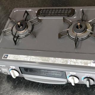 ガスコンロ LPガス用 2016年製 KSR561DGR
