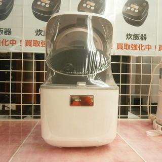 ,【引取限定】ヤマゼン  炊飯器 3合炊き【ハンズクラフト…