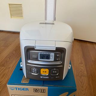 TIGER マイコン炊飯ジャー 3合だきの画像