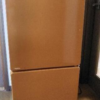 2ドア冷蔵庫ファン式★配達無料★