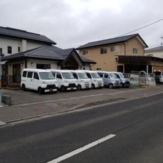 軽貨物ドライバー (県南地区、仙台市内) 未経験者でも大歓迎!高収入!