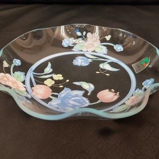 ニュ-フローレンスグラスの小皿5枚【未使用】