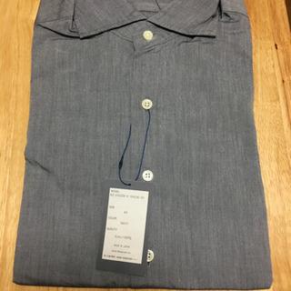 新品三越伊勢丹 EADEM長袖シャツSサイズ相当3枚組