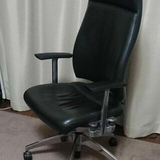 PLUS 役員椅子 オフィスチェアー 事務用チェアー KB-RP...