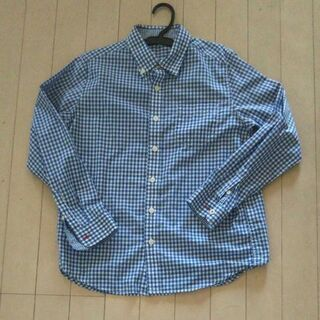ユニクロ 長袖シャツ サイズ150
