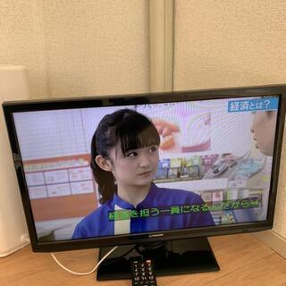 Maxzen J24SK02 24インチ TV 2017年製テレビ