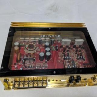 QUASARの4チャンネルパワーアップとサブウーファー