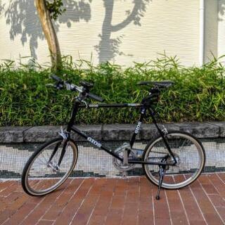 美品GIOSミニベロ自転車※引き取り限定