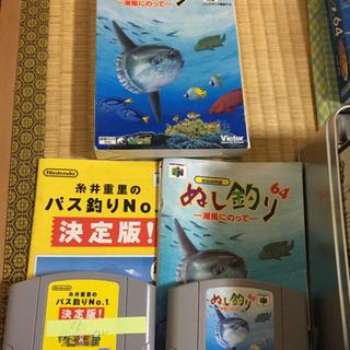 値下げ‼️2本セット❣️糸井重里、バス釣り&  ぬし釣り