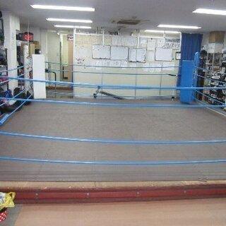 【レンタルスペース】ボクシングジムをまるまるレンタルします 1時...