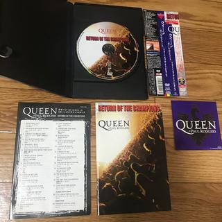 DVD「Queen&Paul Rodgers/リターンオブザチャ...