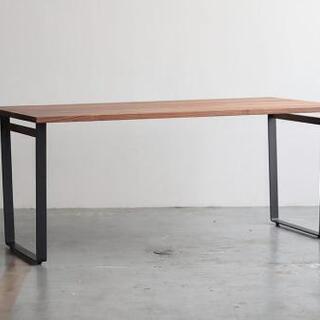 天然無垢ウォールナット ダイニングテーブル