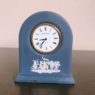 WEDGWOOD 置き時計