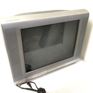 ブラウン管テレビ TV
