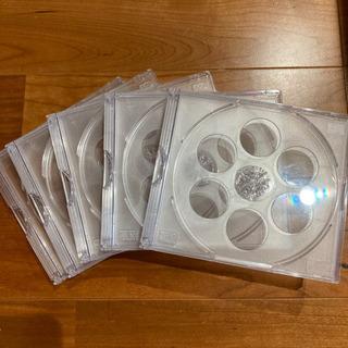 CD/DVD プラスチックケース