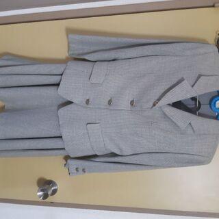 フレアースカートのスーツ★の画像