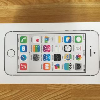 iPhone5s 16GB docomo (商談中)