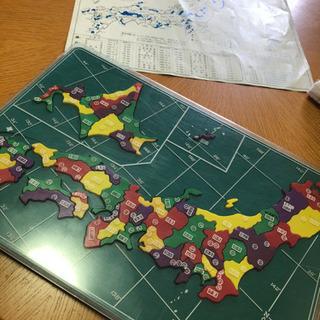 日本地図パズル お取引き中