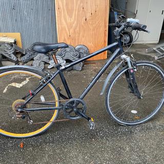 クロスバイク DN8001