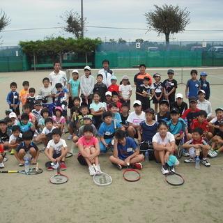 あすなろテニスクラブ ジュニアメンバー募集