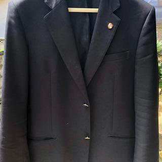 銚子商業の学生服(ブレザー)差し上げます。