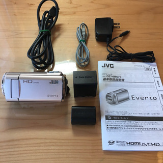 ビデオカメラ Everio