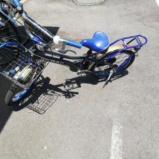 5000円!!X-TRAILキッズ自転車 18インチ